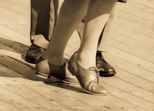 Танцы 50-х в СССР