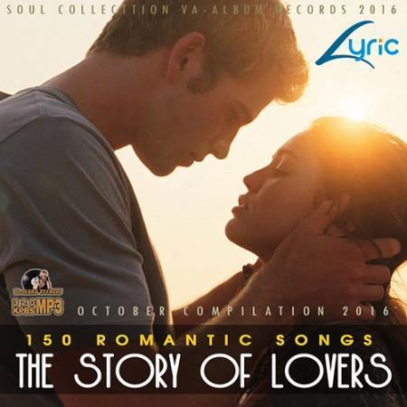 VA - The Story Of Lovers (2016)