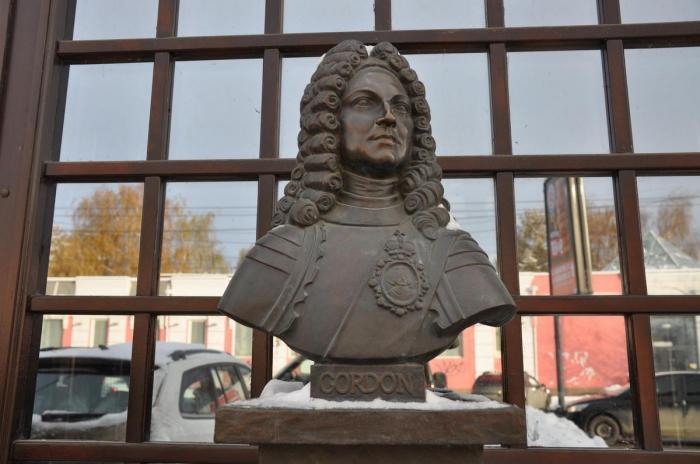 Патрик Леопольд Гордон