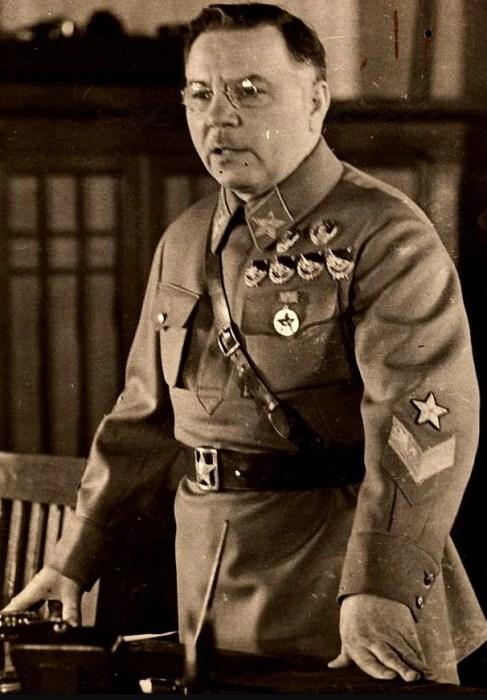 Климент Ворошилов. / Фото: www.yandex.net
